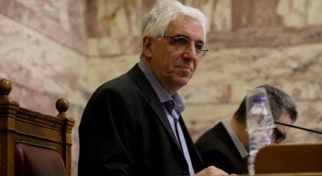 Ν. Παρασκευόπουλος: «Έχει δίκιο ο Κοντονής»