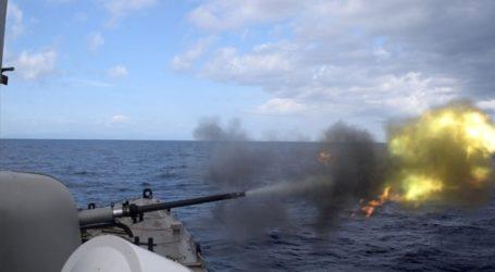 Εντυπωσιακές εικόνες από την άσκηση του Πολεμικού Ναυτικού «Λόγχη»
