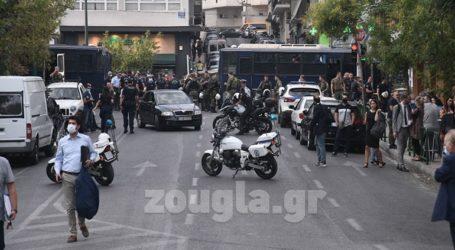 Κυκλοφοριακές ρυθμίσεις και την Παρασκευή στην ευρύτερη περιοχή του Εφετείου Αθηνών