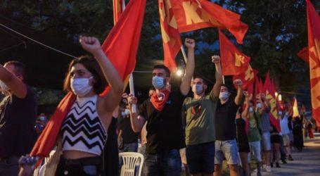 «Καταγγέλλουμε την απροκάλυπτη επίθεση που εξαπέλυσαν δυνάμεις των ΜΑΤ εναντίον χιλιάδων μαθητών»