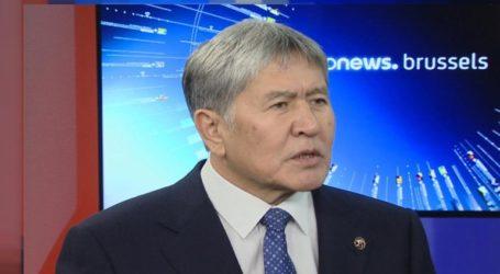 Ο πρώην πρόεδρος του Κιργιστάν επέζησε απόπειρας δολοφονίας εναντίον του