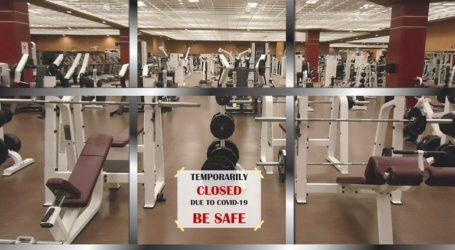 Γυμναστήρια: Μάσκα και στους αθλούμενους ανάλογα το επίπεδο επιτήρησης
