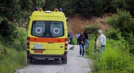 Νεκρός βρέθηκε 49χρονος στον Παρνασσό