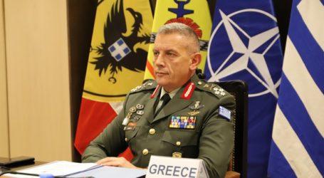 Στην έκτακτη σύνοδο της στρατιωτικής επιτροπής του ΝΑΤΟ συμμετείχε ο αρχηγός ΓΕΕΘΑ