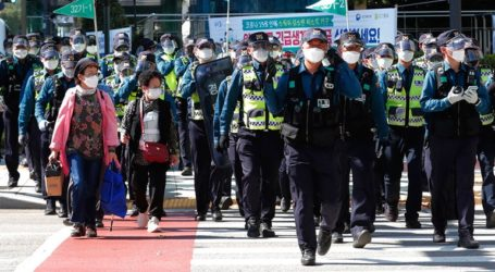 Στήθηκε γιγάντια στρατιωτική παρέλαση για την 75η επέτειο της ιδρύσεως του Κόμματος των Εργατών