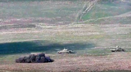 Το Αζερμπαϊτζάν προετοιμάζει στρατιωτική δράση