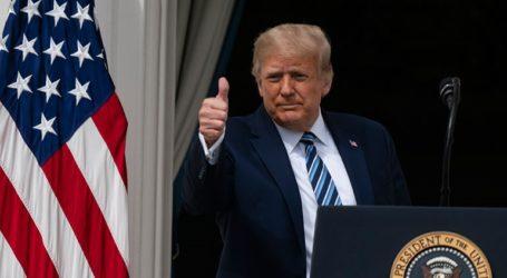 Ο Τραμπ δηλώνει ότι έχει ανοσία στον νέο κορωνοϊό