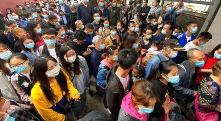 Σε τεστ υποβάλλονται οι κάτοικοι μιας ολόκληρης μητρόπολης μετά τον εντοπισμό κρουσμάτων