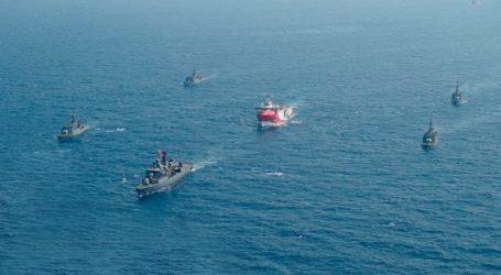 """""""Απειλή κατά της ειρήνης"""" η τουρκική NAVTEX"""
