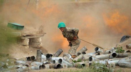 Η Αρμενία κάνει λόγο για κατάρριψη αζέρικου μαχητικού