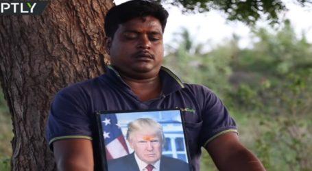Ο Ινδός που λάτρευε τον Τραμπ σαν Θεό