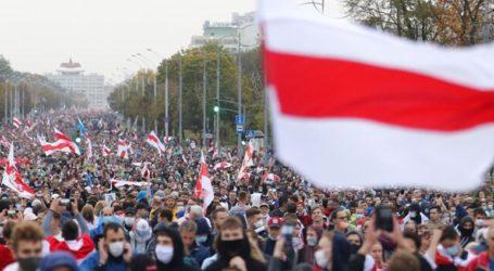 Συλλήψεις σε διαδήλωση συνταξιούχων κατά της κυβέρνησης στην πρωτεύουσα Μινσκ