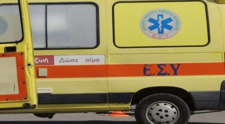 Δύο ατυχήματα πεζών με τραυματίες ένα παιδί κι έναν ηλικιωμένο