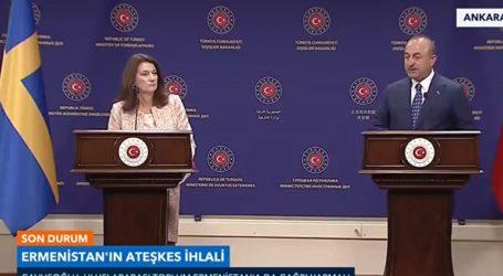 Έντονη λεκτική αντιπαράθεση μεταξύ Τσαβούσογλου και Σουηδής ΥΠΕΞ για Συρία και Κύπρο