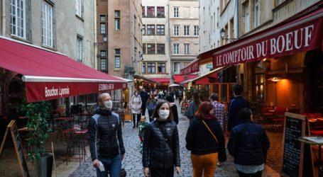 Σχεδόν 13.000 νέα κρούσματα Covid-19 στη Γαλλία και 117 θάνατοι