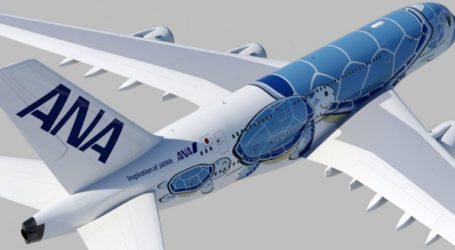 Η ιαπωνική αεροπορική ΑΝΑ εξασφάλισε δάνειο $3,8 δισ. για να επιβιώσει