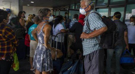 Απαγόρευση εισόδου σε ταξιδιώτες από περιοχές του Ηνωμένου Βασιλείου