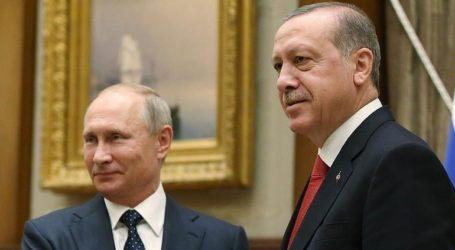 Τηλεφωνική επικοινωνία Ερντογάν – Πούτιν για το Ναγκόρνο Καραμπάχ