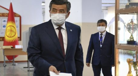 Ο πρόεδρος του Κιργιστάν δήλωσε ότι θα παραιτηθεί μετά τις βουλευτικές εκλογές
