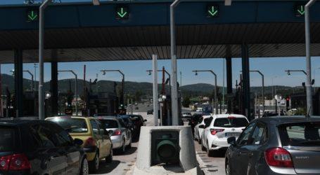 Με έναν e-pass η διέλευση των αυτοκινήτων από τα διόδια