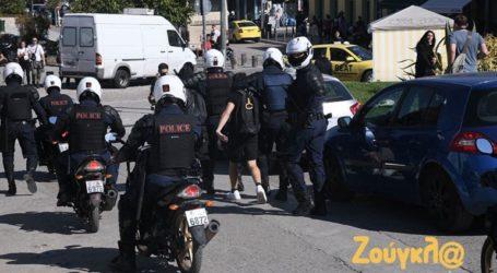 Οκτώ συλλήψεις από τις 17 προσαγωγές για επεισόδια στο μαθητικό συλλαλητήριο στην Αθήνα