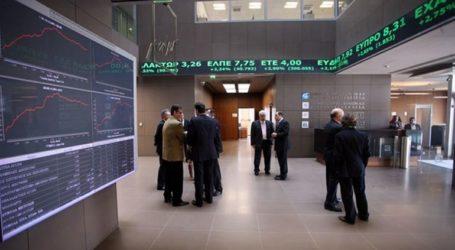 Ανοδική αντίδραση στο Χρηματιστήριο Αθηνών