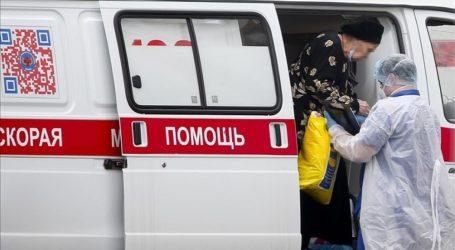 Νέο ρεκόρ κρουσμάτων κορωνοϊού μέσα σε ένα 24ωρο στη Ρωσία