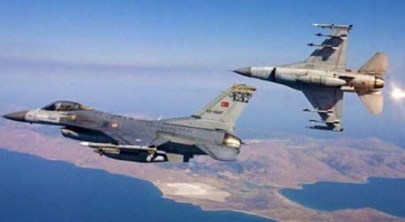 Τουρκικά F-16 πραγματοποίησαν υπερπτήση πάνω από τις Οινούσσες