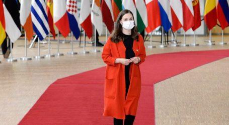 Αποχώρησε η Φινλανδή πρωθυπουργός από το Ευρωπαϊκό Συμβούλιο λόγω κορωνοϊού