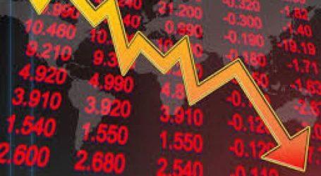Εβδομαδιαία πτώση 4,80%, απώλειες 10,64% στις τράπεζες