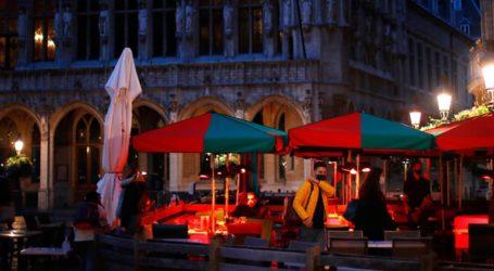 Κλείνουν για τέσσερις εβδομάδες τα καφέ και τα εστιατόρια στο Βέλγιο