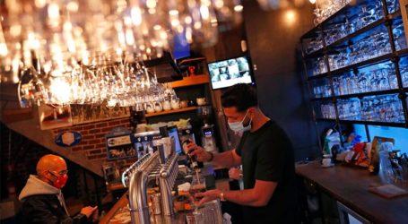 Υποχρεωτική η χρήση μάσκας και κλείσιμο των μπαρ στις 11 το βράδυ