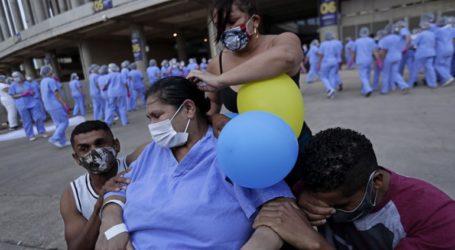 Ξεπέρασαν τους 153.000 οι νεκροί στη Βραζιλία