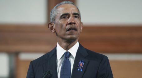 Ο Ομπάμα θα συμμετάσχει σε προεκλογική εκδήλωση του Μπάιντεν