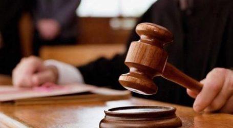 Φυλάκιση ενός έτους χωρίς αναστολή σε 39χρονο για τη βεβήλωση εβραϊκού νεκροταφείου