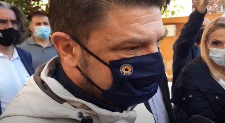 Χαρδαλιάς από Κοζάνη: Η κατάσταση παραμένει κρίσιμη