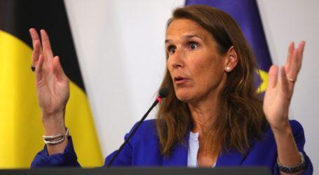 Θετική στον κορωνοϊό η υπουργός Εξωτερικών του Βελγίου