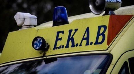 Σοβαρό τροχαίο στην Κρήτη – Τραυματίστηκε ανήλικος μοτοσικλετιστής