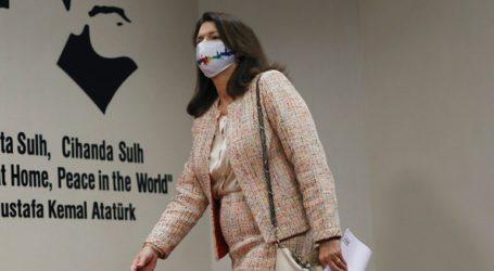 Σε καραντίνα η ΥΠΕΞ της Σουηδίας Αν Λίντε μετά τη μόλυνση των ομολόγων της του Βελγίου και της Αυστρίας