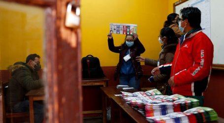 Ο υποψήφιος του MAS, Λουίς Άρσε, οδεύει να κερδίσει από τον πρώτο γύρο