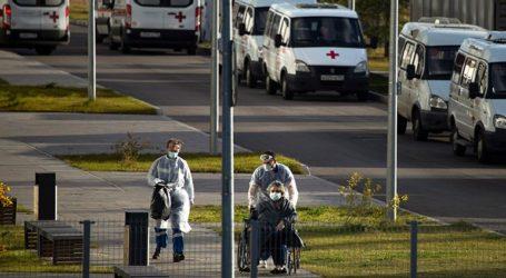 Αριθμός ρεκόρ νέων κρουσμάτων κορωνοϊού καταγράφηκε το προηγούμενο 24ωρο στη Ρωσία