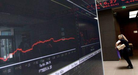 Απορροφά τις πιέσεις το Χρηματιστήριο Αθηνών