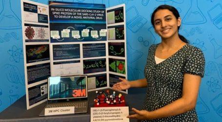 Η ανακάλυψη 14χρονης Τεξανής που μπορεί να συνεισφέρει στη θεραπεία κατά της COVID-19
