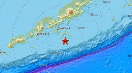 Σεισμική δόνηση 7,5R στην Αλάσκα