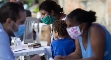 Ξεπέρασαν τους 154.000 οι νεκροί στη Βραζιλία