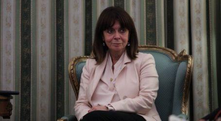 Επίτιμη διδάκτορας της Νομικής Σχολής του ΑΠΘ η Σακελλαροπούλου