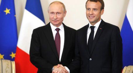 Τηλεφωνική συνομιλία Πούτιν – Μακρόν για την κατάσταση στο Ναγκόρνο Καραμπάχ