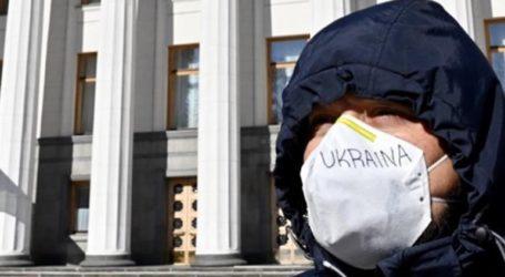 Νέος αριθμός ρεκόρ θανάτων από Covid-19 στην Ουκρανία