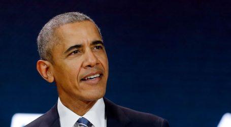 O Ομπάμα εμφανίζεται για πρώτη φορά στην προεκλογική εκστρατεία του Μπάιντεν