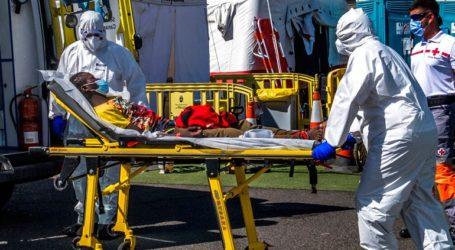 Αυξάνονται οι εισαγωγές ασθενών με Covid-19 στα νοσοκομεία της Βαρκελώνης